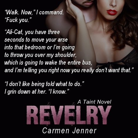 Alicat Revelry Taint Carmen Jenner