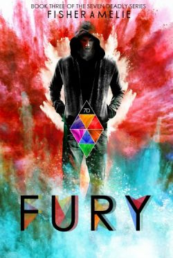 Release Day Blitz & Giveaway: Fury (The Seven Deadly #3) by Fisher Amelie