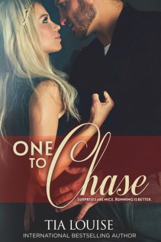 Cover Reveal: One to Chase (One to Hold #7) by Tia Louise