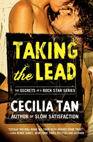 Cover Reveal: Taking the Lead (Secrets of a Rock Star #1) by Cecilia Tan