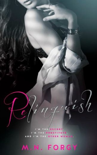 Cover Reveal: Relinquish by M.N. Forgy