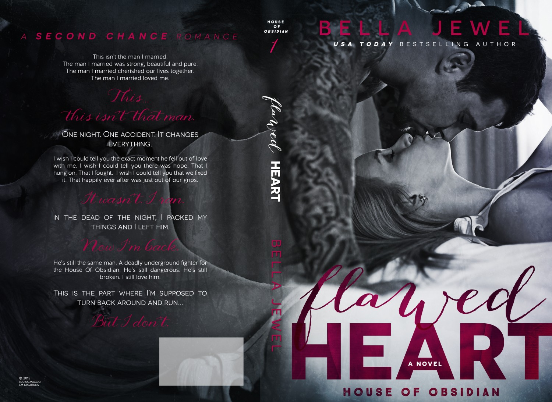 FLAWED HEART BELLA JEWEL FULL JACKET FOR SHARING
