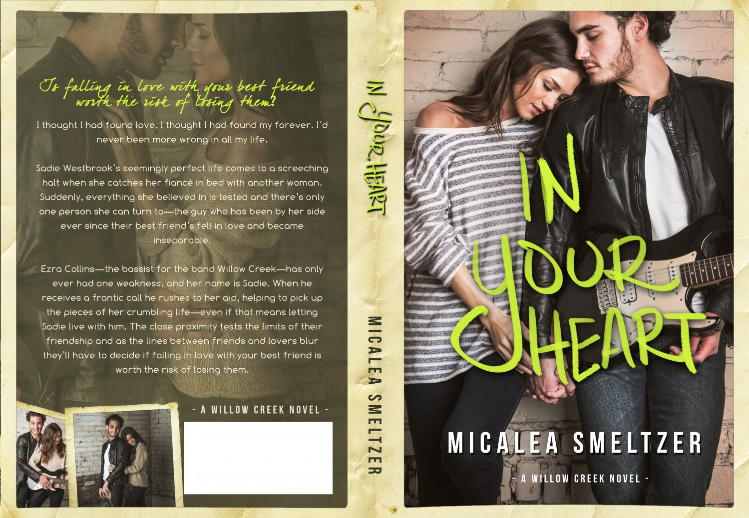 In Your Heart Full Jacket