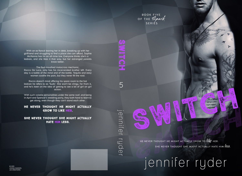 JENNIFER RYDER SWITCH FULL JACKET FOR SHARING