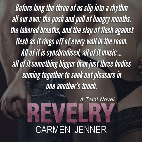 Revelry Taint Carmen Jenner Threesome TEASER
