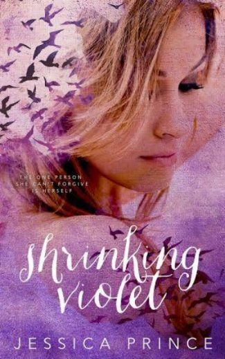 Cover Reveal: Shrinking Violet (Colors #2) by Jessica Prince