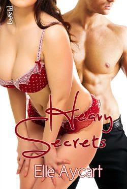Cover Reveal & Giveaway: Heavy Secrets (Bowen #3.5) by Elle Aycart