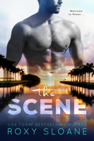 Cover Reveal & Giveaway: The Scene (The Scene #1) by Roxy Sloane