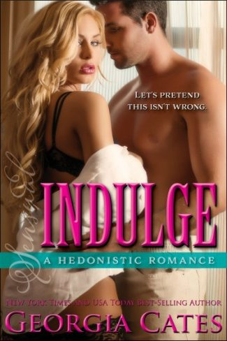 Cover Reveal: Indulge by Georgia Cates
