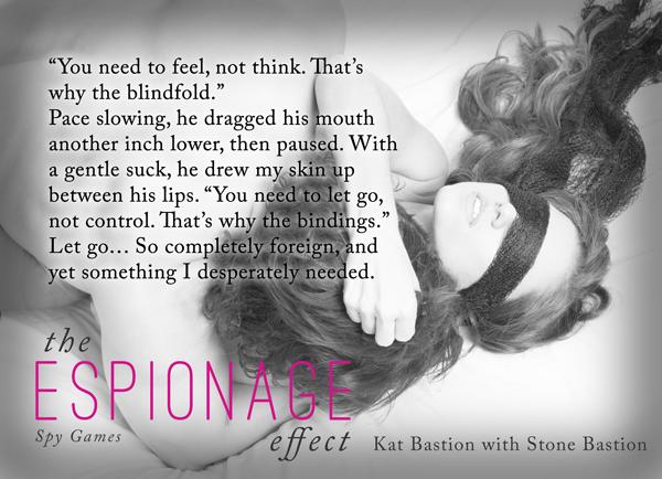 Teaser Pic The Espionage Effect - Blindfold