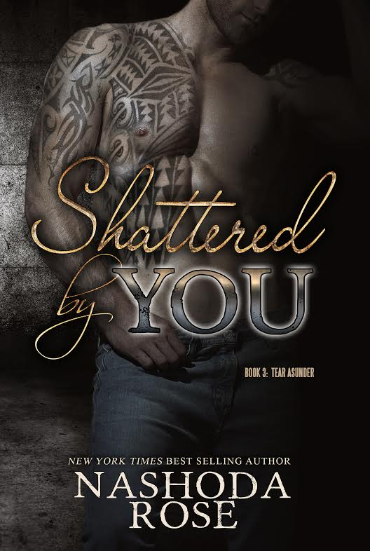 shattered by you cover