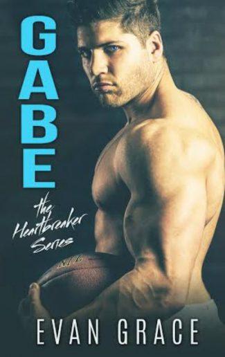 Cover Reveal: Gabe (Heartbreaker #1) by Evan Grace