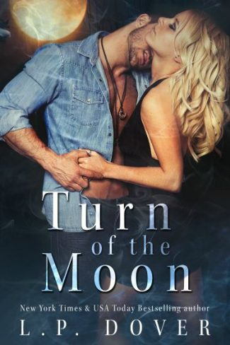 Cover Reveal & Giveaway: Turn of the Moon (Royal Shifters #1) by L.P. Dover