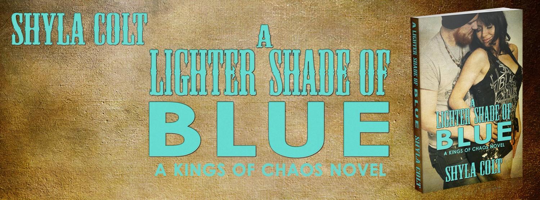 Lighter Shade of Blue Timeline