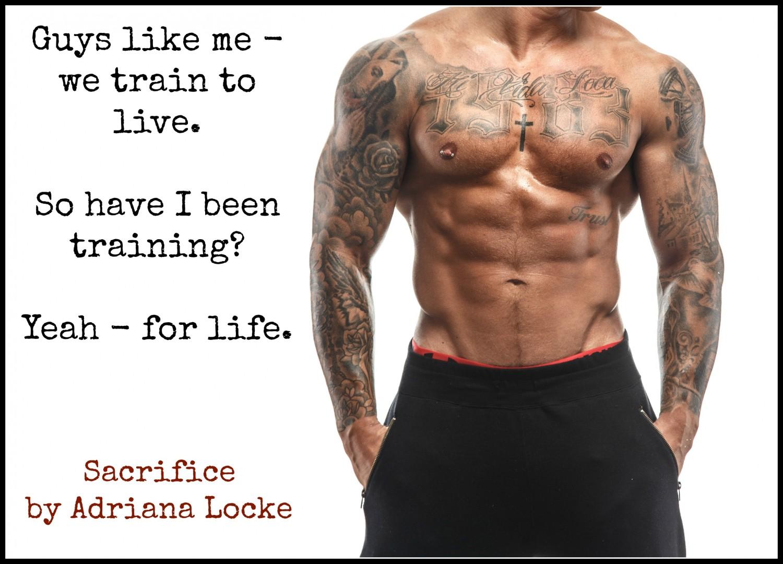 Sacrifice Train To Live