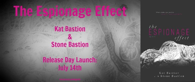 The Espionage Effect Banner