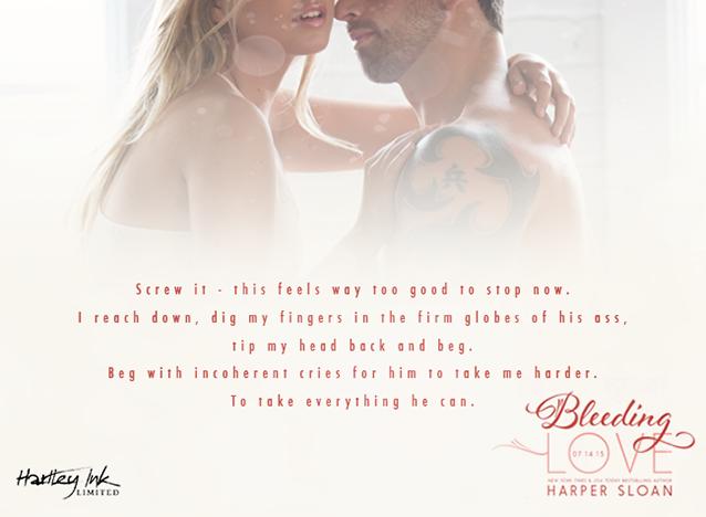 bleeding love teaser 1