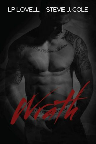 Cover Reveal & Giveaway: Wrath (Wrong #2) by L.P. Lovell & Stevie J. Cole