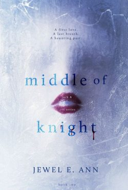 Cover Reveal: Middle of Knight (Jack & Jill #2) by Jewel E. Ann