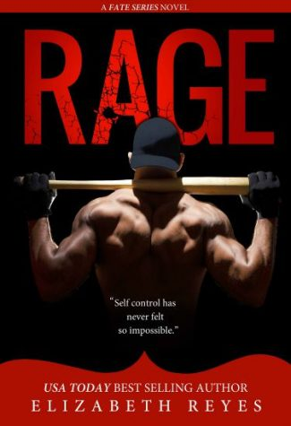 Cover Reveal & Giveaway: Rage (Fate #5) by Elizabeth Reyes