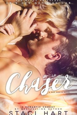 Cover Reveal: Chaser (Bad Habits #2) by Staci Hart