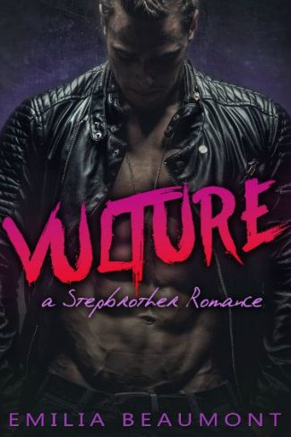 Cover Reveal & Giveaway: Vulture by Emilia Beaumont