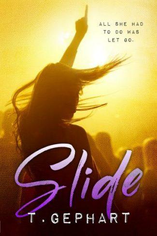 Cover Reveal: Slide (Black Addiction #1) by T. Gephart