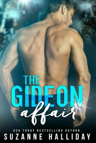 Cover Reveal & Giveaway: The Gideon Affair by Suzanne Halliday