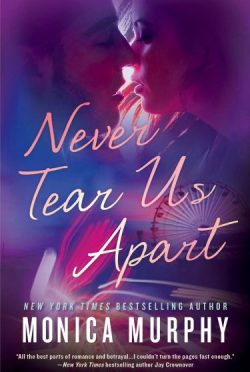 Cover Reveal: Never Tear Us Apart by Monica Murphy