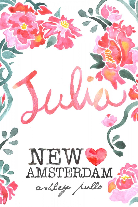 Cover - Julia