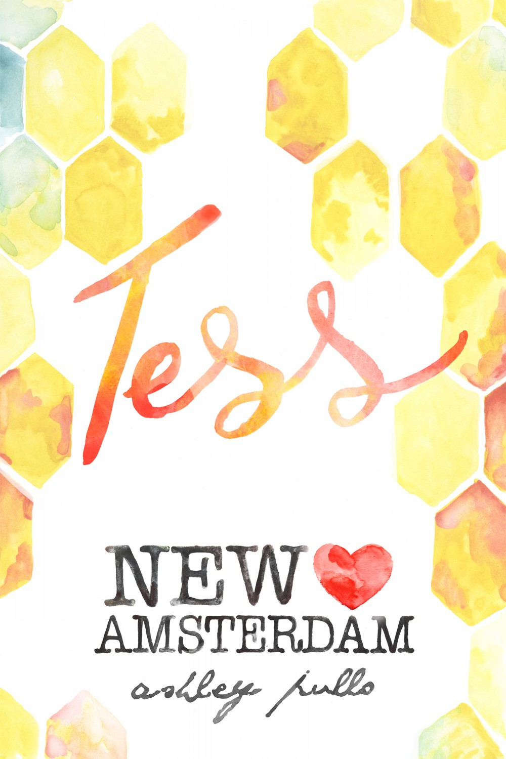 Cover - Tess