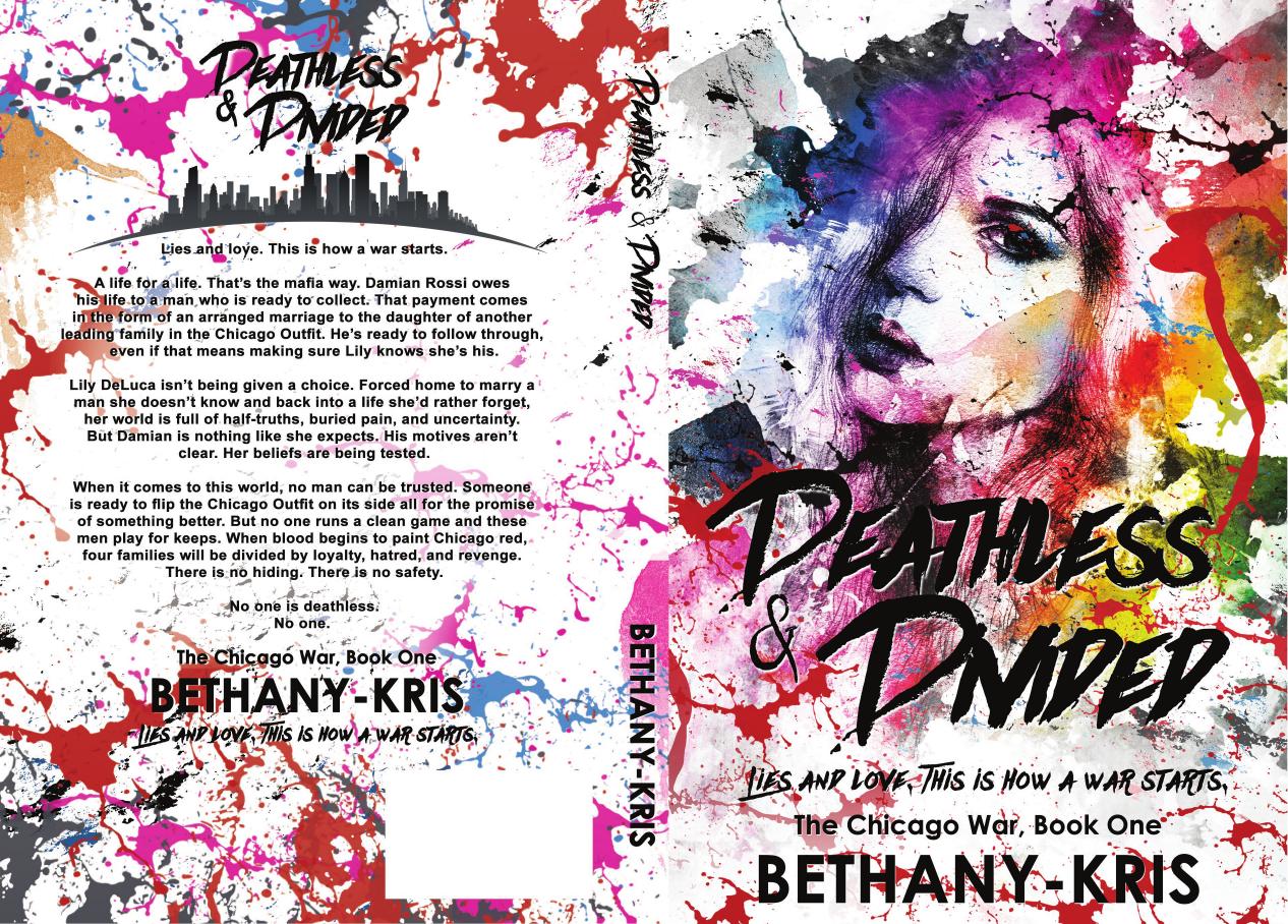 Deathless & Divided Full Cover