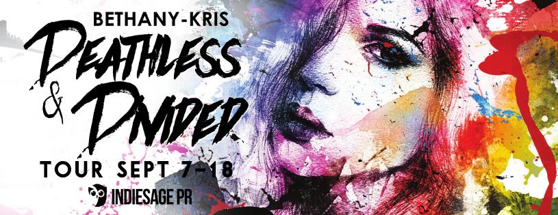 Deathless & Divided Tour Banner