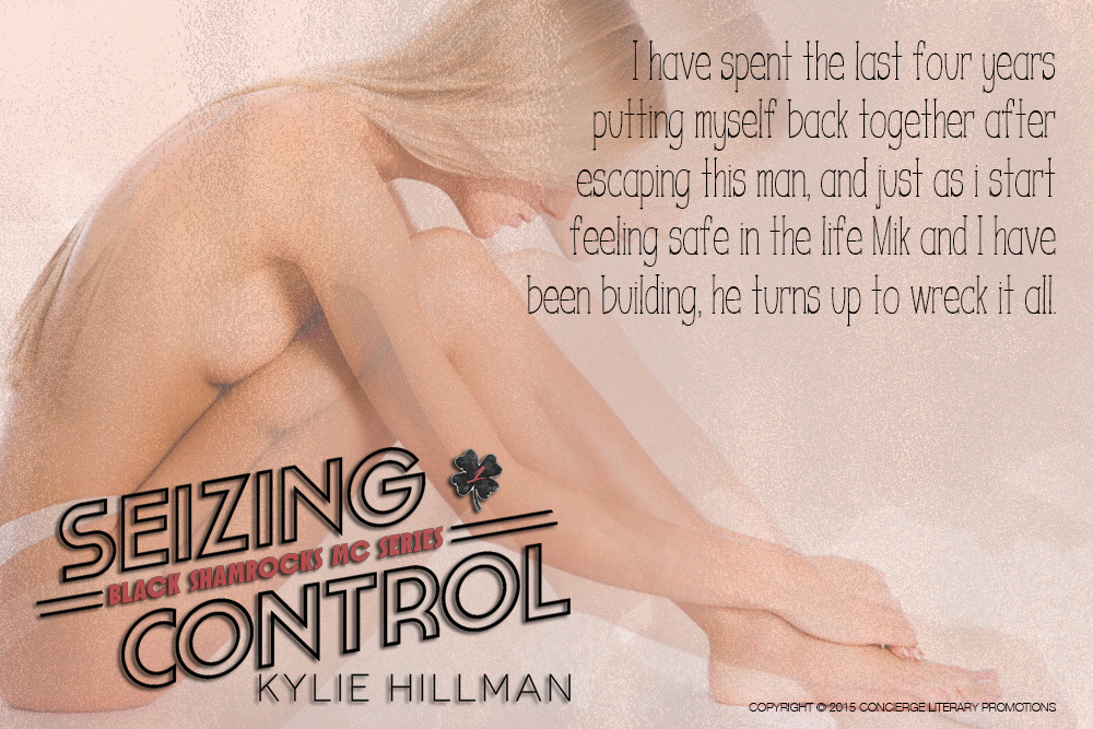 Seizing Control - the last four years