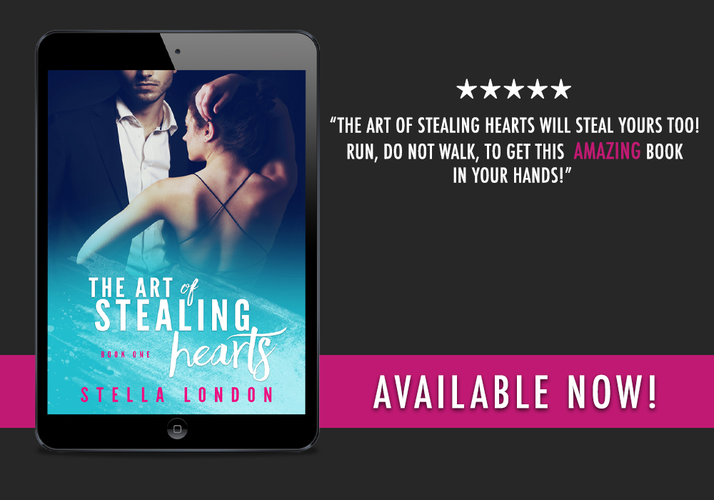 Stealing Hearts Available Now