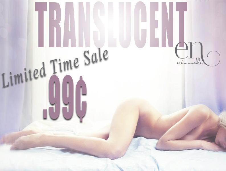 Translucent Limithed Time Sale 2