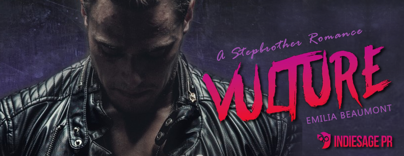 Vulture Cover Reveal Banner