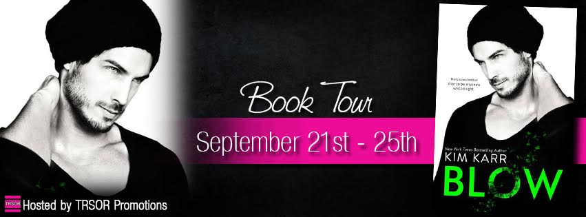 blow book tour graphic