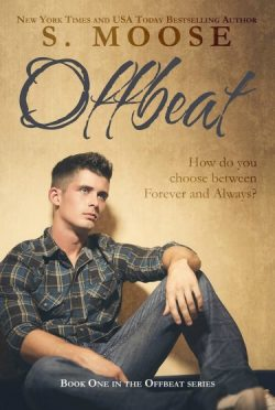 Release Day Blitz & Giveaway: Offbeat (Offbeat #1) by S. Moose
