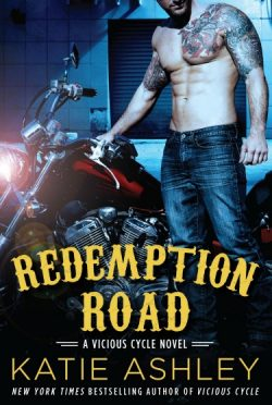 Release Day Blitz & Giveaway: Redemption Road (Vicious Cycle #2) by Katie Ashley