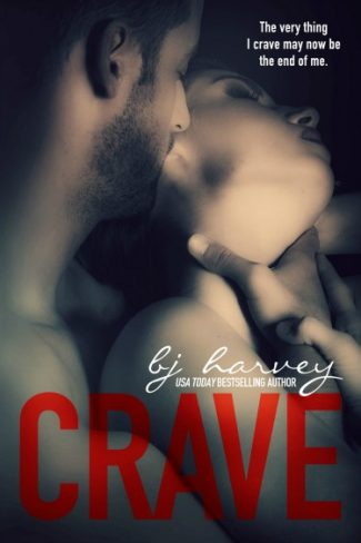 Release Day Blitz & Giveaway: Crave by B.J. Harvey