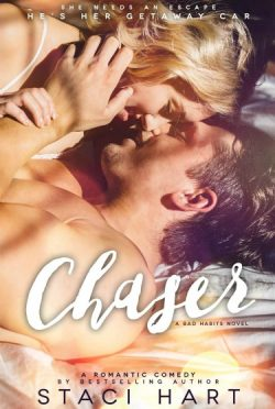 Review: Chaser (Bad Habits #2) by Staci Hart