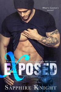 2 Exposed Ebook Cover
