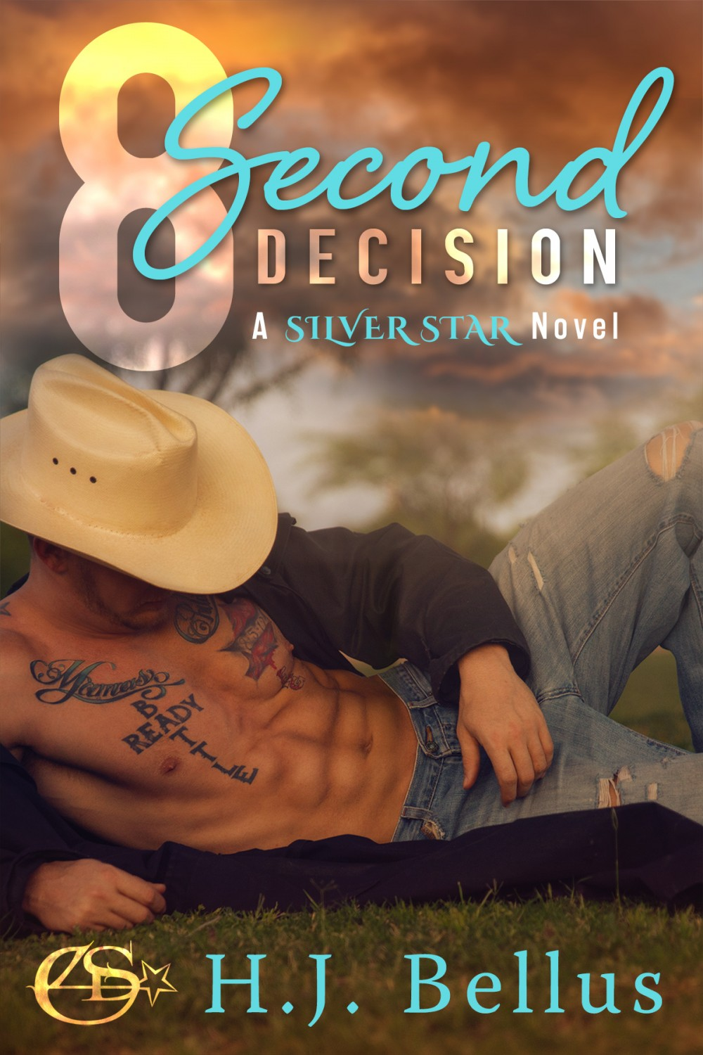 8 Second Decision Cover