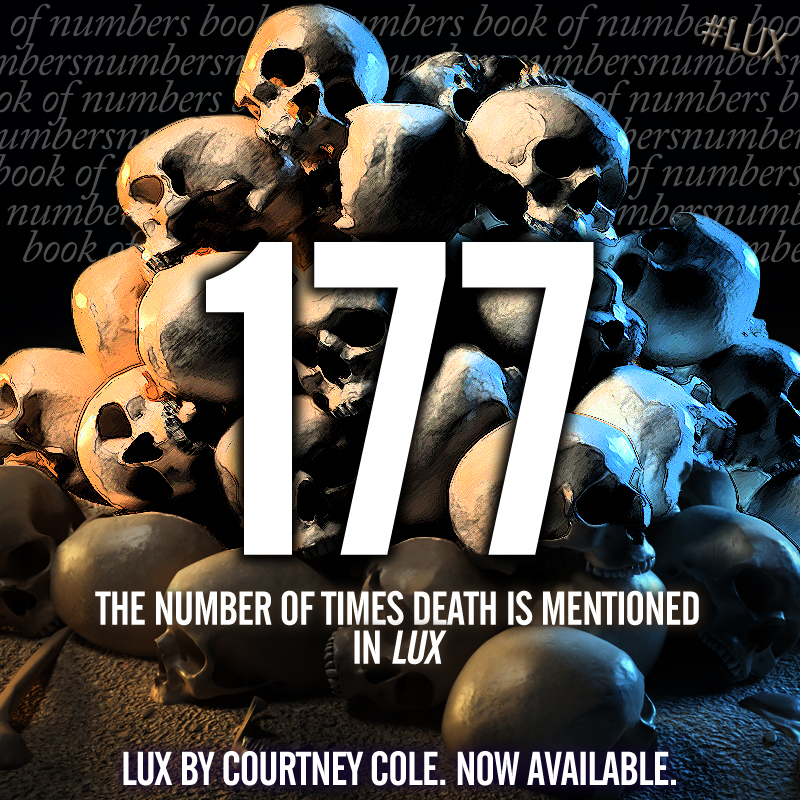 CourtneyCole-Lux-Numbers-177death