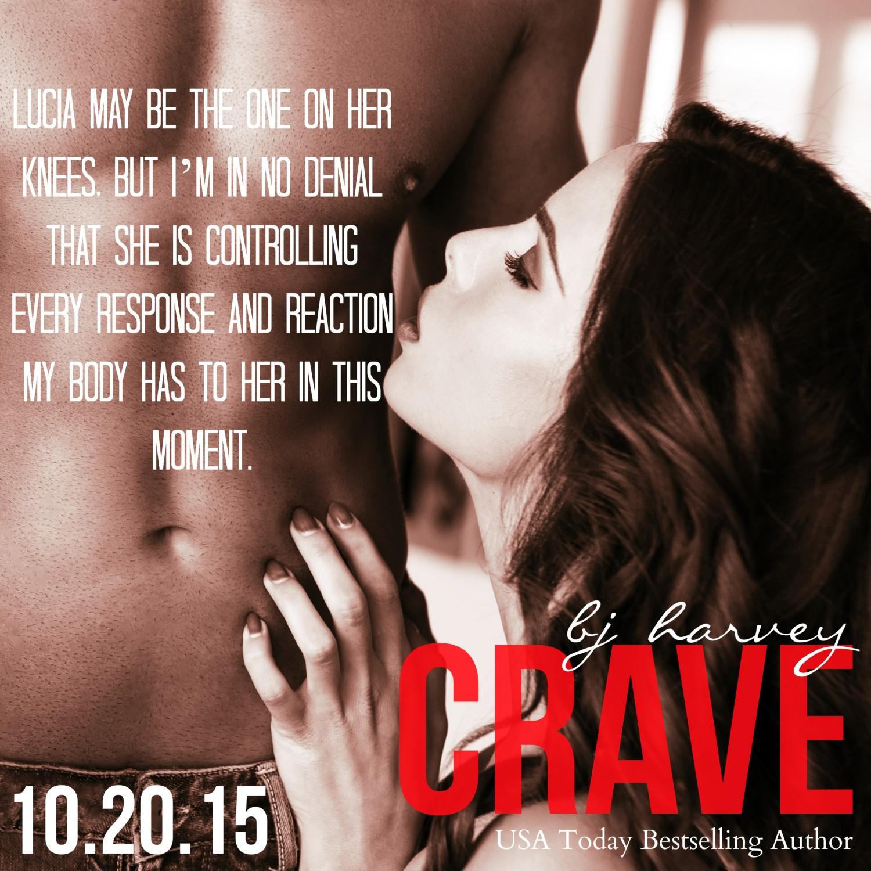 Crave by BJ Harvey_teaser 2