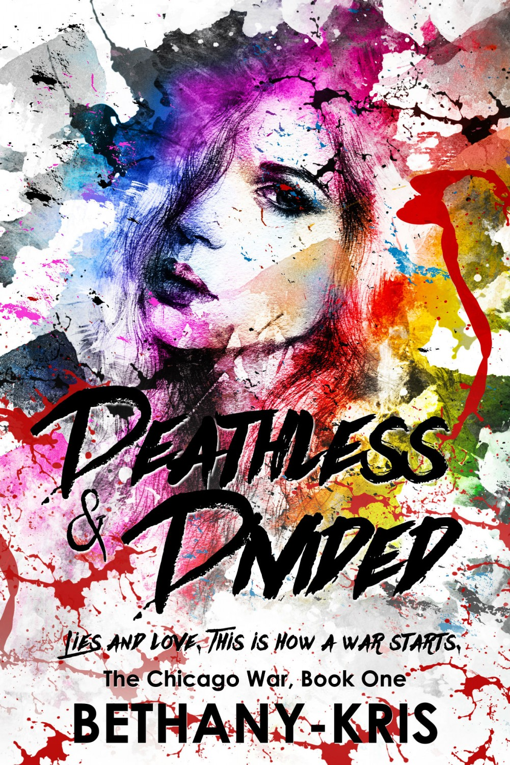 Deathless & Divided Cover