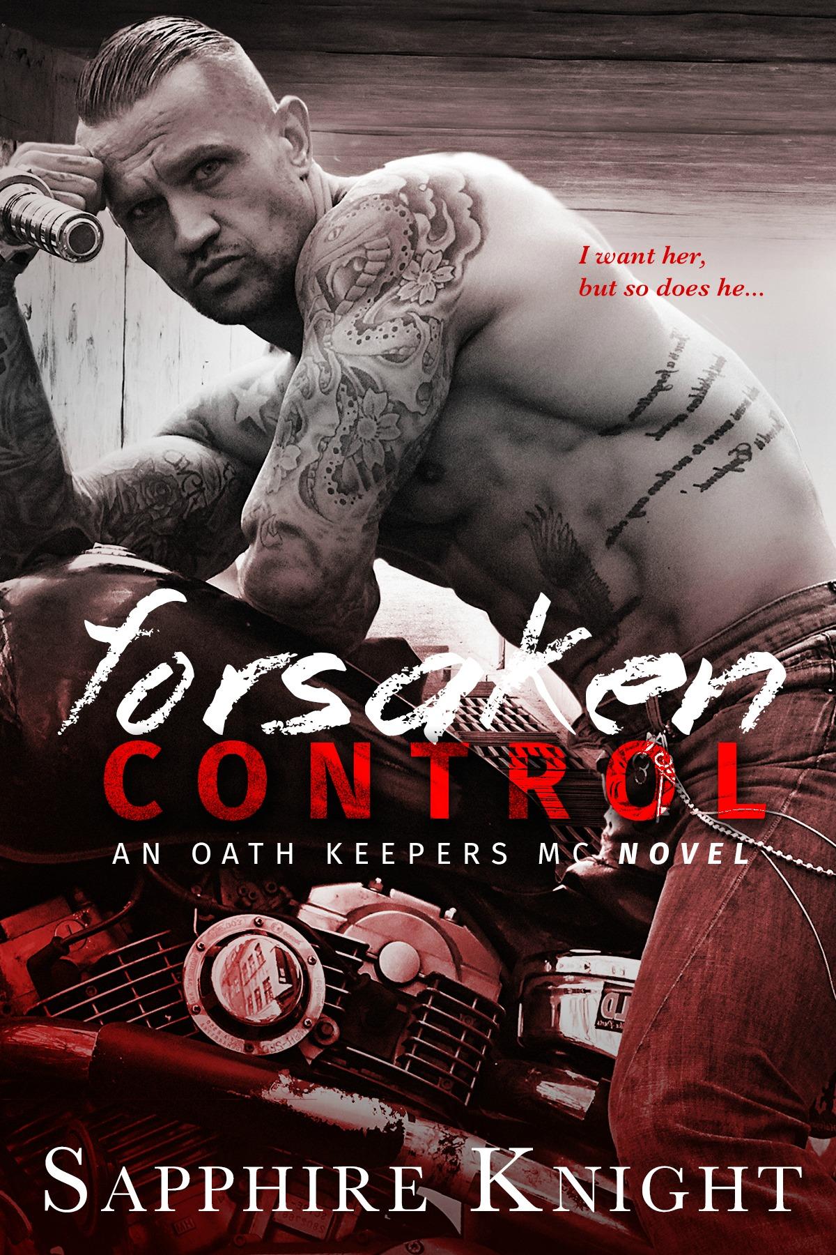 Forsaken Control Ebook Cover