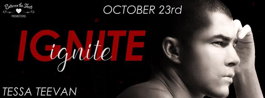 IGNITE - Release Banner