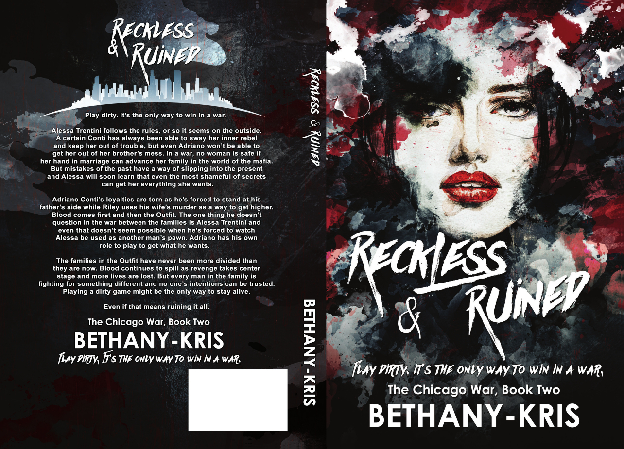Reckless & Ruined Full Jacket